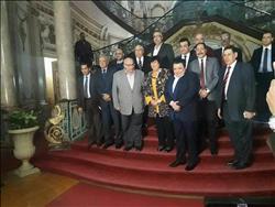 وزيرة الثقافة تطلق «قوافل التنوير» من جامعة عين شمس