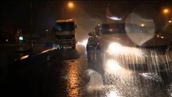تكدس مروري في القاهرة والجيزة بسبب «الأمطار»