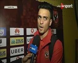 """صلاح محسن يكشف نصيحة """"البدري"""" فى مواجهة الأهلى والمقاولون"""