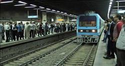 انتظام حركة مترو الخط الأول