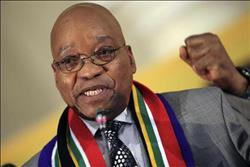 الحزب الحاكم في جنوب أفريقيا يمهل جاكوب زوما 48 ساعة للاستقالة