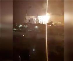 انفجار بمحيط مترو المعادي