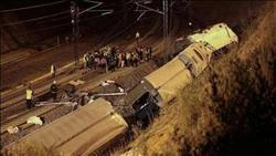 السكة الحديد تكشف ملابسات حادث قطار كفر الزيات