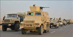 فيديو| مقتل 10 تكفيريين وضبط 400 عنصر بينهم أجانب في العملية «سيناء 2018»