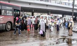 «الأرصاد»: استمرار سقوط الأمطار على كافة الأنحاء
