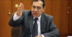 وزير البترول : حقل ظهر أضاف لنا خبرة بمشكلات البحث فى المياه العميقة