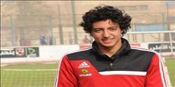 إصابة محمد هاني في «الركبة» أثناء مران اليوم