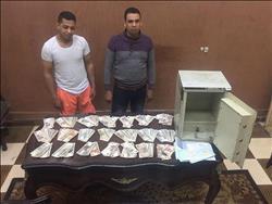 أمن القاهرة تكشف لغز سرقة خزينة الـ2 مليون جنيه بالدرب الأحمر