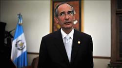 اعتقال رئيس جواتيمالا الأسبق ألفارو كولوم