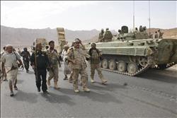 الجيش اليمني: 5 آلاف لغم نزعتها القوات من مدينة البقع