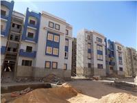 بالصور .. الانتهاء من تنفيذ 496 وحدة سكنية لسكان المناطق الخطرة بجنوب سيناء