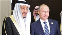 بوتين يبحث مع الملك سلمان الأوضاع في سوريا خلال اتصال هاتفي