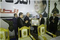 «السويدي»: هناك جماعات ظلامية تريد عودة مصر للوراء