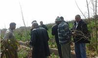 صور.. الزراعة تتفاعل مع المزارعين على أرض الواقع لحل شكواهم