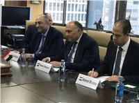 وزير الخارجية يلتقي سكرتير عام منظمة السياحة العالمية