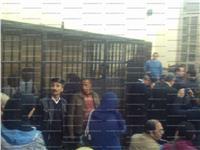 ننشر «صور» المتهمين في قضية مقتل «عفروتو» داخل القفص