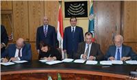 وزارة البترول تنهي المنازعات التجارية مع عدد من شركات الغاز