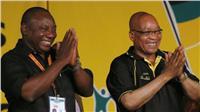 سيريل رامافوسا رئيسا لجنوب أفريقيا خلفا لزوما