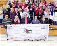 «قومي المرأة» ينظم مؤتمر «صوتك لمصر بكرة» بجامعة سوهاج