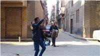 لقطة اليوم  من المنصورة إلى القاهرة الرزق يحب الخفية