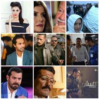 دور الضابط أبرز شخصيات نجوم دراما رمضان هذا العام