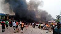 18 قتيلا على يد ثلاثة انتحاريين في مايدوجوري بنيجيريا
