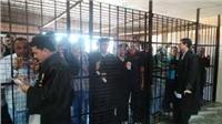 تأجيل محاكمة منصور أبو جبل و12 آخرين بتهمة التجمهر
