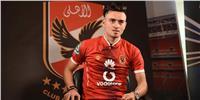 «حادث سير» يؤخر «صلاح محسن» عن مران «الأهلي»