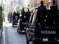 ضبط 4 تشكيلات عصابية في حملات أمنية مكبرة