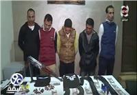 القبض على المتهمين بالسطو المسلح على أسرة بحدائق الأهرام