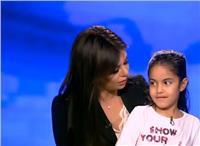 شاهد  ابنة الشهيد عمرو وهيب تغني على الهواء لروح والدها