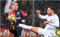 إنتر ميلان يتعرض لخسارة مفاجئة من جنوى في الدوري الإيطالي   فيديو