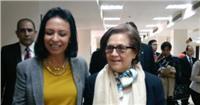 بث مباشر .. تكريم المناضلة الجزائرية جميلة بوحيرد بالمجلس القومي للمرأة