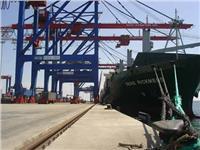 85 ألف طن قمح رصيد صومعة الحبوب والغلال بميناء دمياط