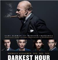 فيلم Darkest Hour يفوز بجائزة أفضل مكياج