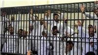 اليوم.. الحكم على ٤ متهمين بخلية أوسيم الإرهابية