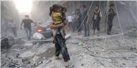 المرصد السوري: ارتفاع عدد قتلى القصف المدفعي على الغوطة الشرقية إلى 14 شخصًا