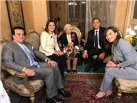 الثلاثاء| 3 وزراء يستعيدون الذكريات مع ناظرة مدرستهم بـ«مصر النهاردة»