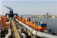 13.5 ألف طن بوتاجاز تصل ميناء الزيتيات