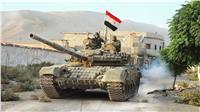 الجيش السوري يدمر أوكارا وعتادا لإرهابيي النصرة بريف حماة