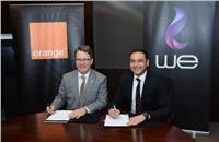 المصرية للاتصالات وأورانچ توقعان اتفاقية لتقديم خدمات الإنترنت الثابت