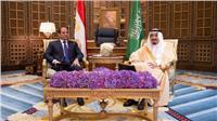 تفاصيل مكالمة السيسي وسلمان تتصدر جلسة مجلس الوزراء السعودي