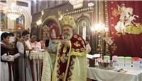 «شبرا» تستعد لاستقبال البابا تواضروس