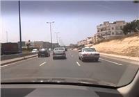 عقوبات رادعة.. في حالة عدم غلق أبواب السيارة على الطرق السريعة
