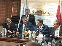 اتفاق تعاون بين الوطنية للإعلام ومؤسستي الأخبار والاهرام