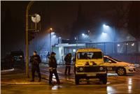 صور.. مجهول يلقي عبوة ناسفة على السفارة الأمريكية بالجبل الأسود