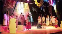 صور.. عرض «الولايا» في ليلته الثانية بقصر ثقافة الأقصر