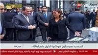 فيديو| رئاسة الجمهورية: تصريحات السيسي بشأن صفقة الغاز «أزالت اللغط»