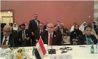 وزير القوى العاملة: الدول الداعمة للإرهاب عقابها آت لا محالة