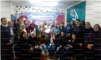 """مؤتمر شعبي لـ """"حزب الوفد """" بالقليوبية لتأييد الرئيس السيسي"""